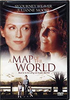 Amazon.com: Map of the World: Sigourney Weaver, Julianne Moore, Dara ...