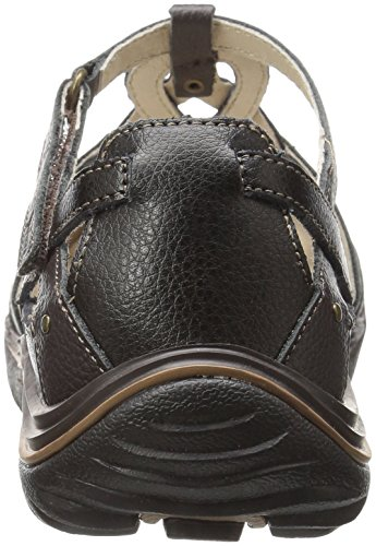 Jambu Flat Spain Earth Women's Black qvRfa