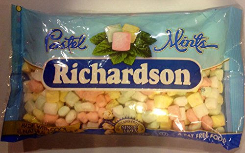 Richardson Pastel Mints, 12oz Bag