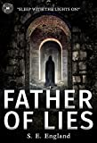 Book cover image for Father of Lies: A Dark Supernatural Thriller.