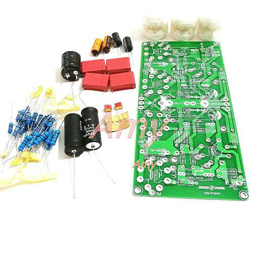 Lysee ultra linear push-pull 6SL7+6V6 power amplifier (12W)