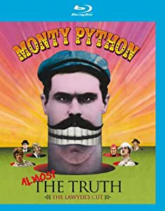 Monty Python: Almost the Truth [Blu-ray] (2014)