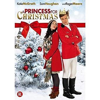 A Christmas Princess.A Princess For Christmas Amazon Co Uk Roger Moore Katie