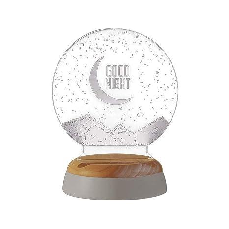 Amazon.com: Air Purifier Ikevan Summer 3D Stereoscopic Light Negative Ion Air Purifier USB Aromatherapy Light Mobile Phone Bracket LED Atmosphere Night ...