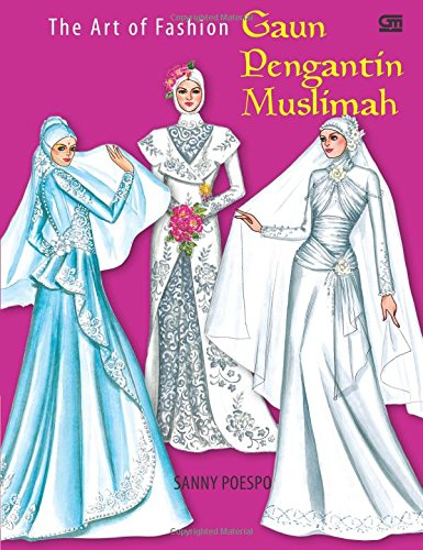 Gaun Pengantin Muslimah Indonesian Edition Sanny Poespo