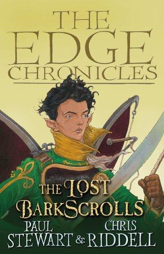 The Lost Barkscrolls: The Edge Chronicles - Edge Tiara