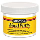 Minwax 13616 3.75-Ounce Wood Putty (White)