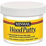Minwax 13616000 Wood Putty, 3.75 Ounce, White