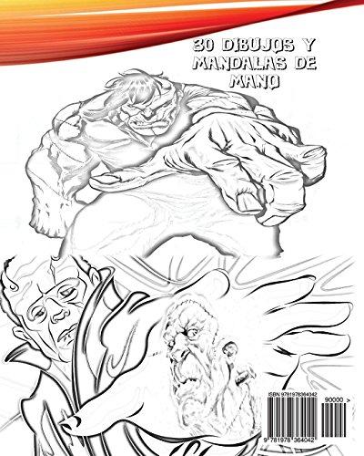 Frankenstein Libro De Colorear Para Adultos Creativos: Color Victor ...