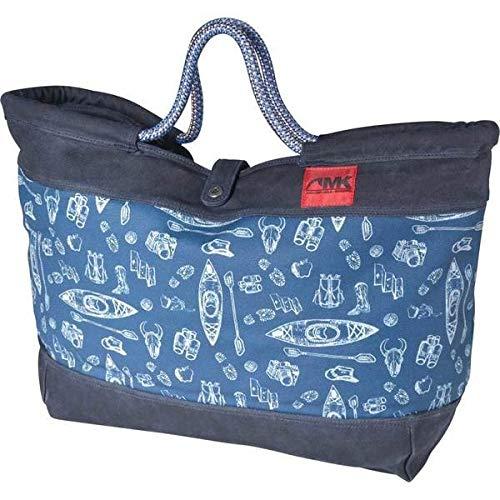 [マウンテンカーキス] レディース ハンドバッグ Print Market Tote Bag [並行輸入品] B07Q57XN3D  One-Size
