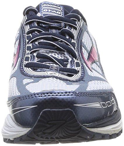 W Chaussures Femme Midnight Running de 8 Multicolore Dyad Storm Compétition Fucsia Brooks SxCwBqHTE