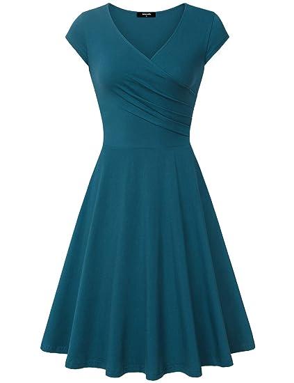 eeece2d3e2b1d Lotusmile Elegant Dresses