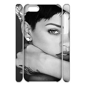 MMZ DIY PHONE CASECustom Phone Cases Print Rihanna Hard Case for iphone 6 plus 5.5 inch VY127021