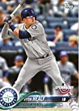 2018 Topps Opening Day #178 Ryon Healy Seattle Mariners Baseball Card