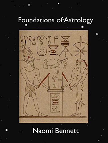 Foundations of astrology 1 naomi bennett ehsan khazeni amazon foundations of astrology by bennett naomi fandeluxe Images