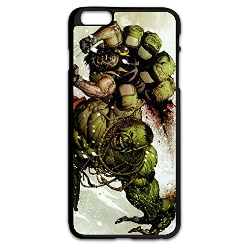 Incredible Hulk Slim Case Case Cover For IPhone 6 Plus (5.5 Inch) - Nerd Case