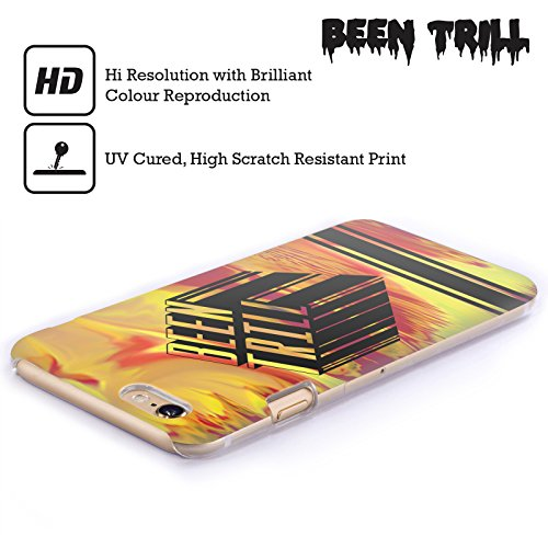 Official Been Trill Yellow Ochre Tie Dye Hard Back Case for Apple iPhone 6 Plus / 6s Plus