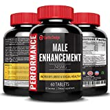 Top Male Sexual Enhancement Pills, Increase Size Length and Girth, Increase Erection Quality and Sexual Stamina, All Natural Testosterone Booster, Best Performance Supplement for Men- 1 Month Supply - 51O9V4823sL - Top Male Sexual Enhancement Pills, Increase Size Length and Girth, Increase Erection Quality and Sexual Stamina, All Natural Testosterone Booster, Best Performance Supplement for Men- 1 Month Supply