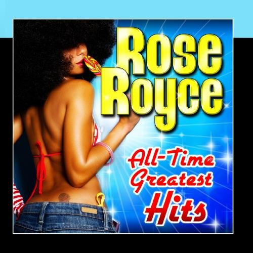 All-Time Greatest Hits (The Best Rolls Royce)