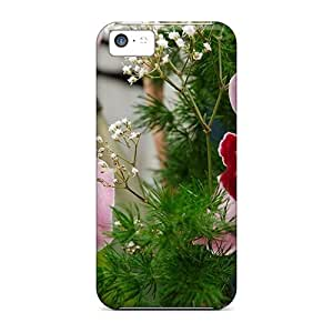 Shockproof/dirt-proof A Gift Of Orchids Covers Cases For Iphone(5c)