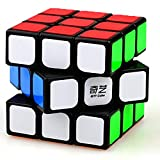 CuberSpeed QiYi Sail 3x3 Black Magic Cube MoFangGe MFG Qihang 3x3x3 Speed Cube Qiyi Sail 3x3x3 Puzzle