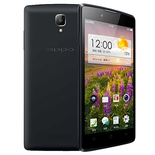OPPO R831S 4.5 inch 854 x 480 IPS Capacitive Screen Android 4.3 IPS Screen Smart Phone Qualcomm Snapdragon 400 Quad Core 1.2GHz RAM 1GB ROM 4GB GSM Network Micro SIM (Black)