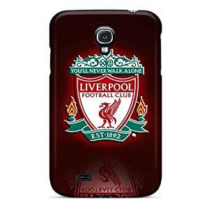 Galaxy S4 Case Slim [ultra Fit] Liverpool Fc Protective Case Cover