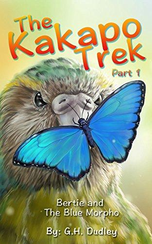 The Kakapo Trek: Bertie and the Blue ()