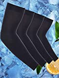 8 Pairs Unisex UV Protection Arm Cooling Sleeves