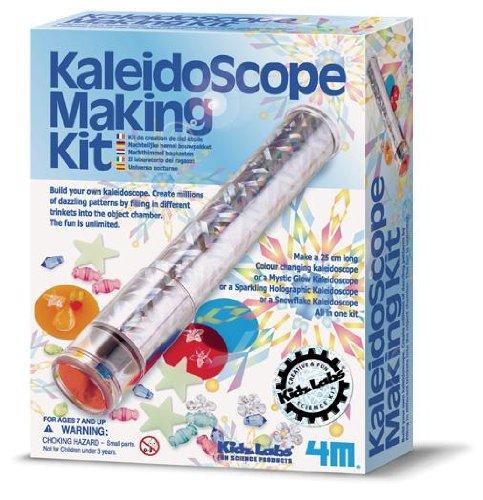 Kaleidoscope Making Kit Physics Project