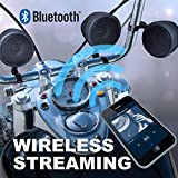 Boss Audio Systems MCBK470B Motorcycle Bluetooth