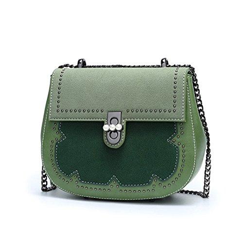 métallisé avec pour bandoulière vert Zpfmm petite Sac femme à bandoulière qRyAZ1
