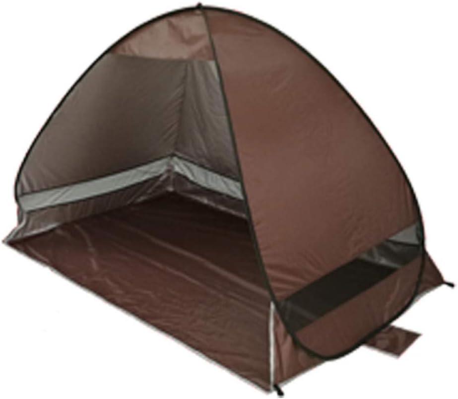/Élargissant La Tente De Camping Parasol Imperm/éable Et Anti-UV De Plage Automatique FANNAO Tente De Plage Peut Accueillir 2-3 Personnes