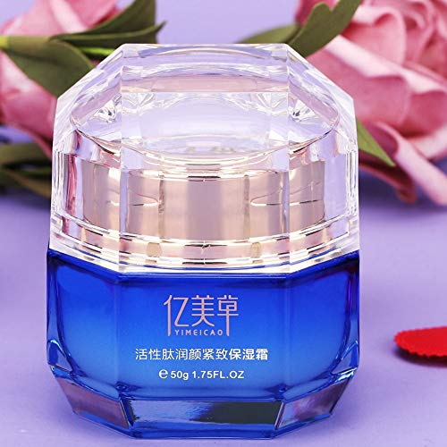 Facial Cream, Anti-Wrinkle Hydrating Moisturizing Whitening Face Cream Reduces Wrinkles,Fine Lines And Age Spots, For Men And Women 50g