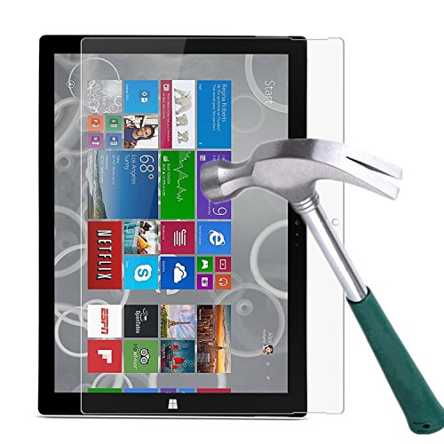 Tempered Glass for Microsoft Surface Pro 3 Clear - 6