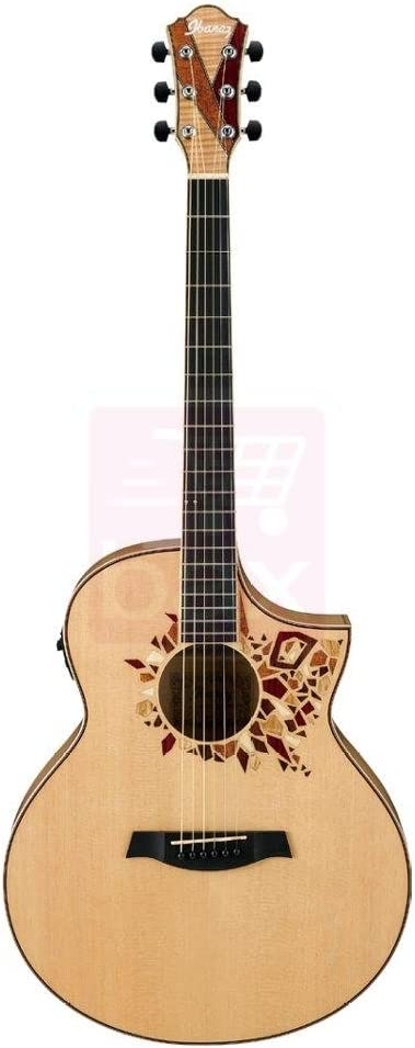 Ibanez Westerngitarre AEW Limited 2015 - NT - Natural High Gloss