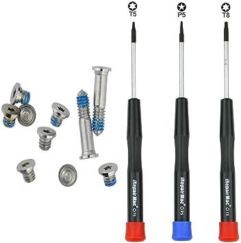 10pc Set Bottom Case Screws for Apple MacBook Air Series A1466 A1465 A1370 A1369
