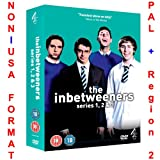 The Inbetweeners - Complete Series 1-3 - [DVD](REGION 2, UK VERSION)