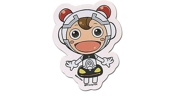 *NEW* Psycho Pass Komissa Chan Stickers