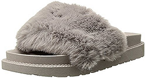 free shipping 100% guaranteed Sam Edelman Women's Felicia Ballet Flat Grey Faux Fur high quality cheap price buy cheap best seller clearance top quality sale big discount tf5fQpK1r3