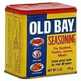 Old Bay Seasoning 6 oz (Pack of 12)