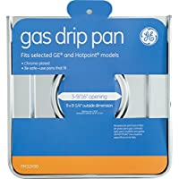 Gas Drip Pan For GE And Hotpoint Gas Ranges- PM32X90GDS 9 In. X 9-1/4 In.