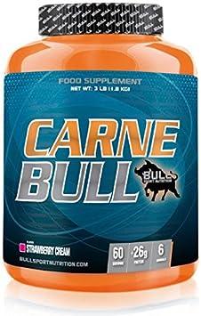 Bull Sport Nutrition Carne Bull Suplementos de Proteínas ...