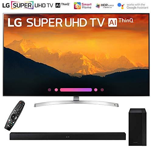 LG 65SK9000PUA 65' Super UHD 4K AI Smart TV...