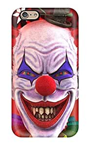 linJUN FENGPretty KMhlIot2764RaOOD Iphone 6 Case Cover/ Clown Series High Quality Case