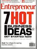 img - for Entrepreneur, October 2008 Issue book / textbook / text book