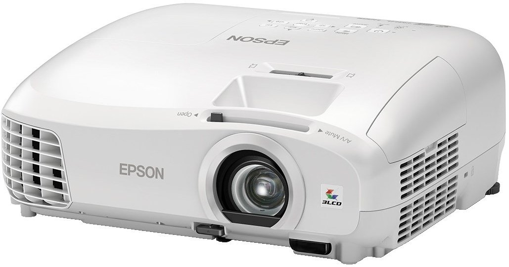 Proiettori Video: Epson EH-TW5210 Full HD LCD