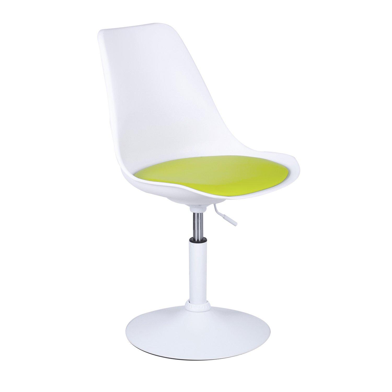 Amazon Joveco Tulip Adjustable 360 Degree Swivel Chair Set