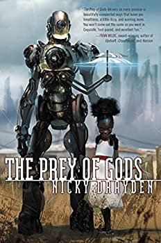 The Prey of Gods by Nicky Drayden science fiction book reviews