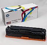 TTP-Toner Tech Pro Compatible Toner Cartridge Replacement for HP CE320A ( Black )